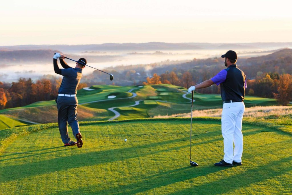 A Scottsdale Private Golf Summer Inferno at The Country Club at DC Ranch